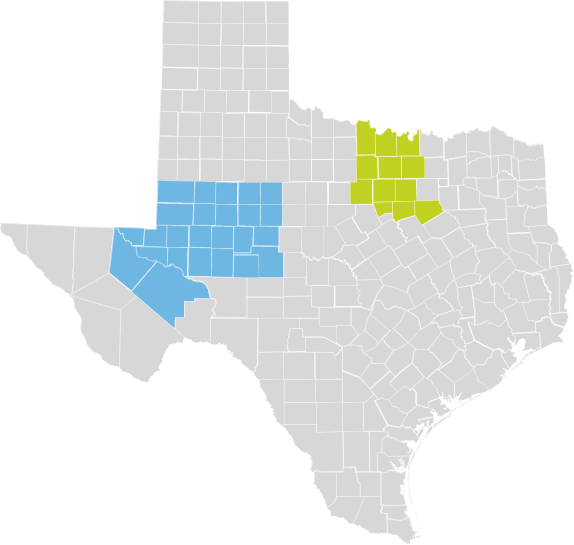 Texas Counties