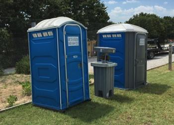 Portable Toilet Porta Potty Rental Texas Water Holding Tank - Portable bathroom rental