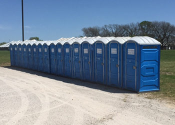 Regular Porta Potties