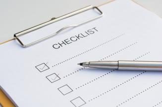 Portable Restroom Rental Checklist