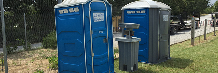 Handicap Porta Potty Rental