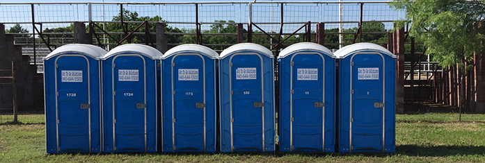 Porta Potty Rental In Fort Worth & West Texas